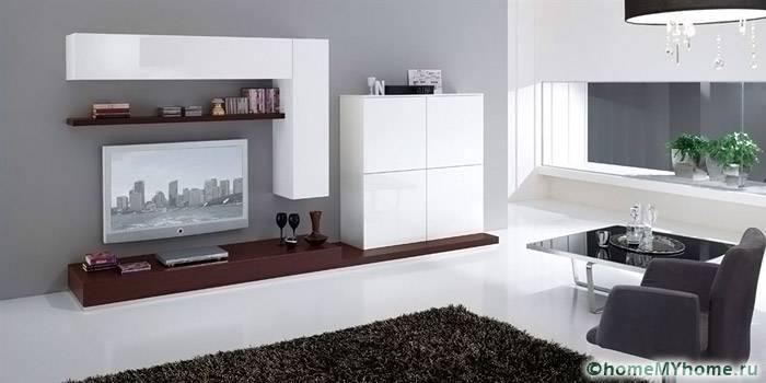 Модели в минималистическом стиле отличаются лаконичностью