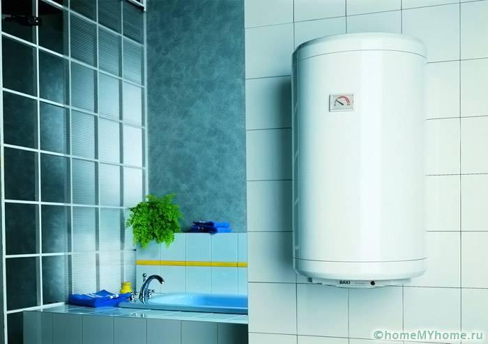 От мощности и вместительности бака оборудования зависит качество обеспечения горячей водой