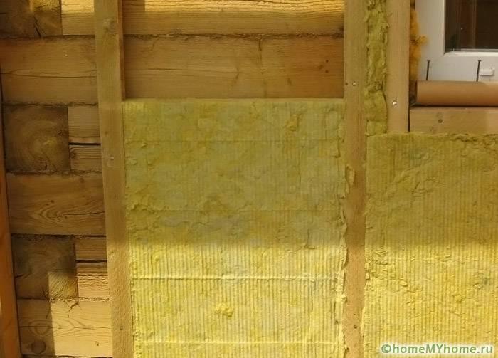 Дополнительное утепление наружных стен под сайдинг