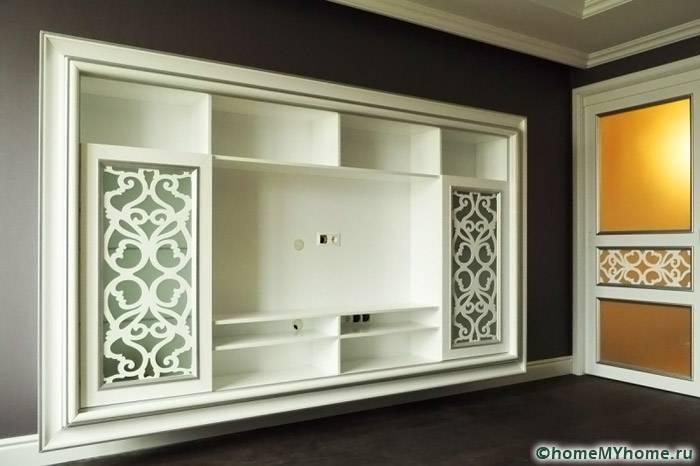 Мебель арт-деко отличается необычным дизайном