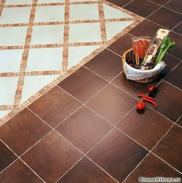 Стильное напольное покрытие дополнит любой стиль интерьера