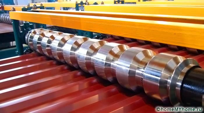 Прокат и резка в фабричных условиях позволяет получить необходимую длину без дефектов