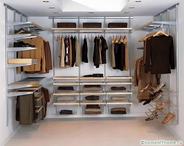 При плохой вентиляции ваши вещи будут собирать все квартирные запахи