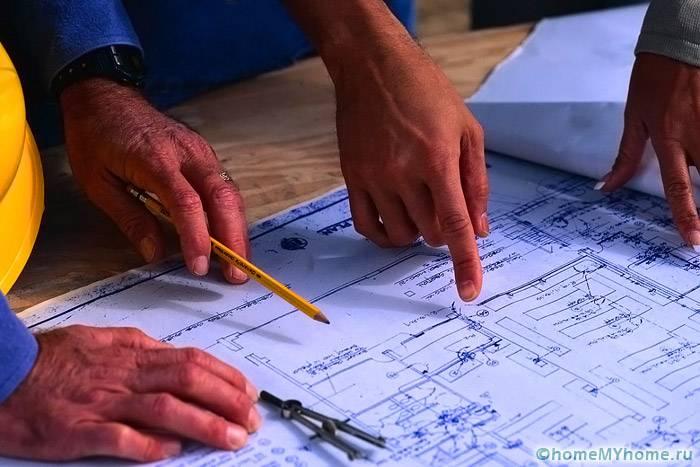Нужные документы можно получить при наличии качественного проекта на руках