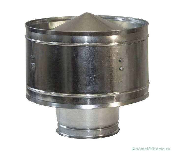 Дефлектор с фартуком