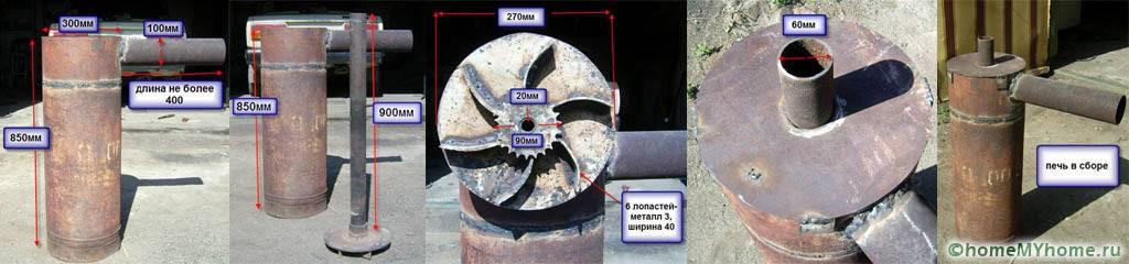 Пример пошагового изготовления самодельного агрегата