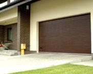 Подъемные ворота для гаража: размеры, цены