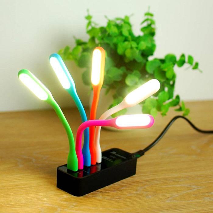 Такие лампочки-антистресс помогут в работе и отдыхе