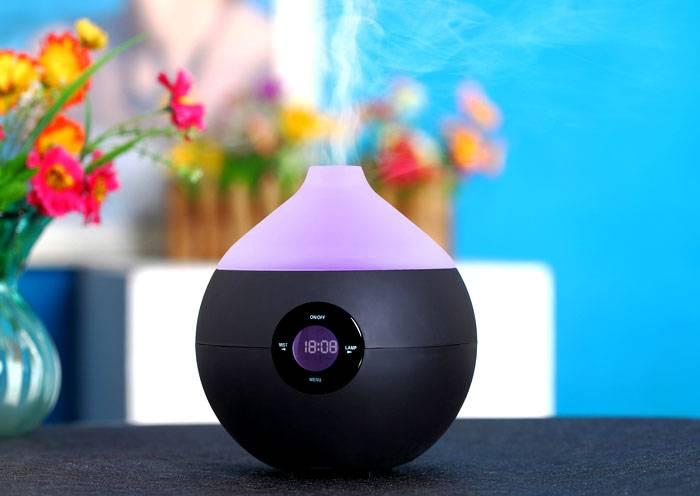 Комбинированное устройство: ароматизатор-увлажнитель