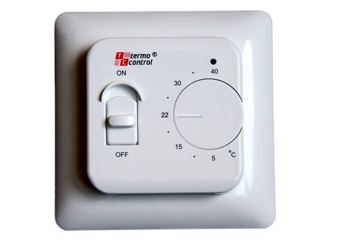 Терморегулятор для конвектора