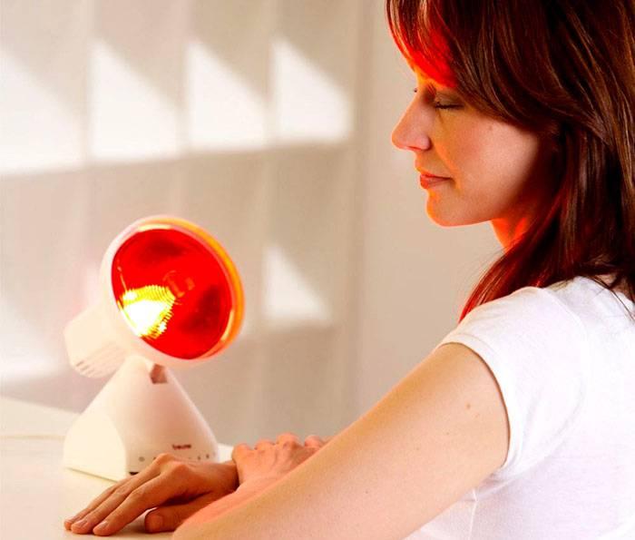 ИК волны ускоряют регенерацию повреждённых тканей, благотворно воздействуют на нервную систему человека