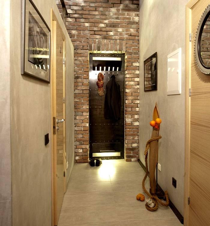 Освещение коридора в квартире: фото функциональной подсветки мест хранения одежды, обуви