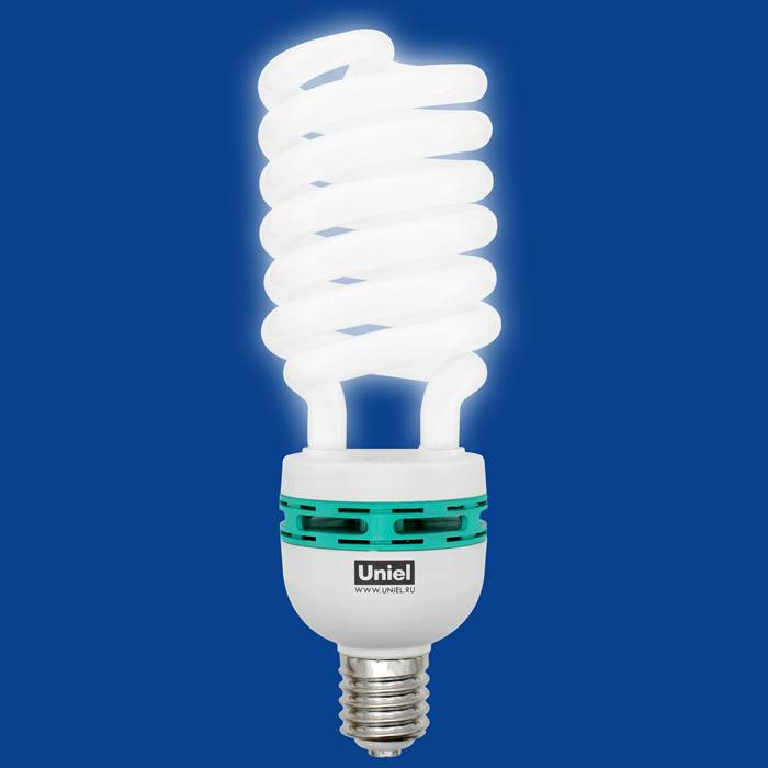 Современный дизайн энергосберегающих ламп позволяет их использовать в различных светильниках