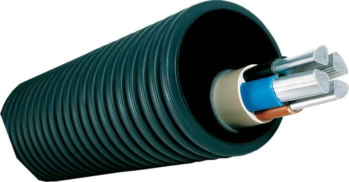 Гофрированная защита для кабеля гарантирует безопасность электропроводки