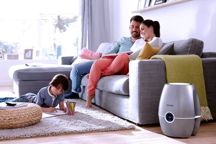 Сухой воздух представляет особую опасность для аллергиков и для больных астмой