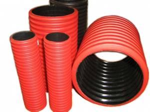 Гофра для электропроводки - Трубы и сантехника