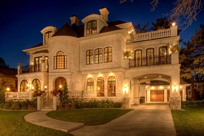 Резиденция в Миннеаполисе