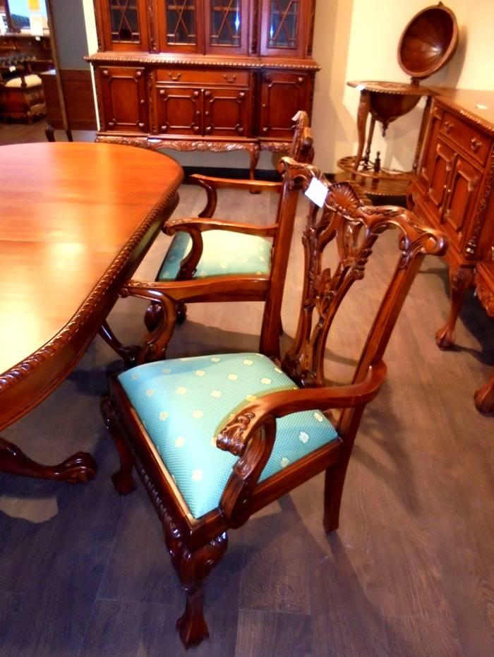 Пример кресла Т. Чиппендейла