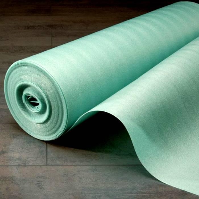 Пенополиэтиленовая подкладка под напольное покрытие
