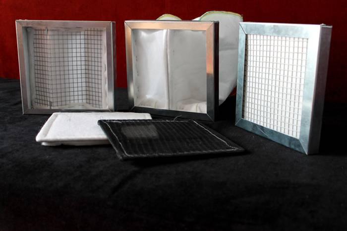 Фильтры в рекуператоре эффективно задерживают частицы пыльцы и пыли