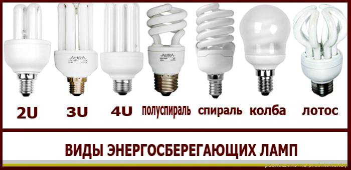 Разновидности энергосберегающих приборов