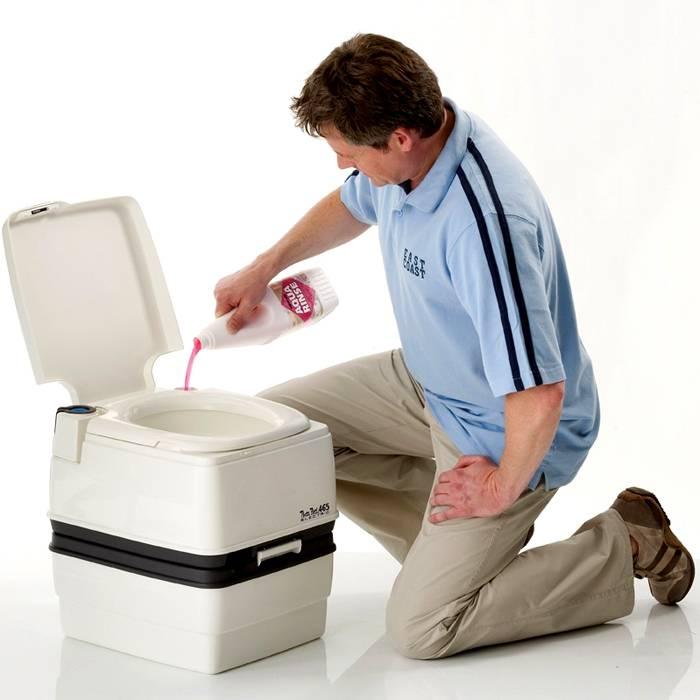 Аккуратно заливайте жидкость, так как она содержит химикаты и может плохо удаляться с одежды