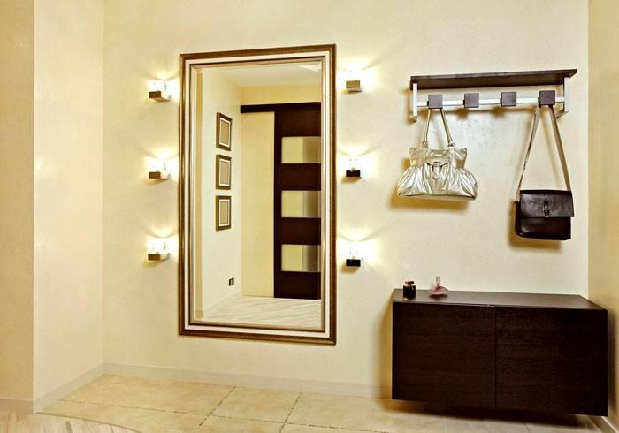 Хорошее освещение сделает небольшое помещение просторнее