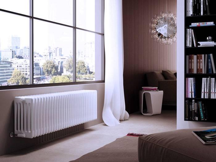 Если квартира расположена в угловой части дома, лучше сделать небольшой запас секций на случай сильных морозов