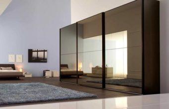 Современные шкафы-купе: фото, дизайн