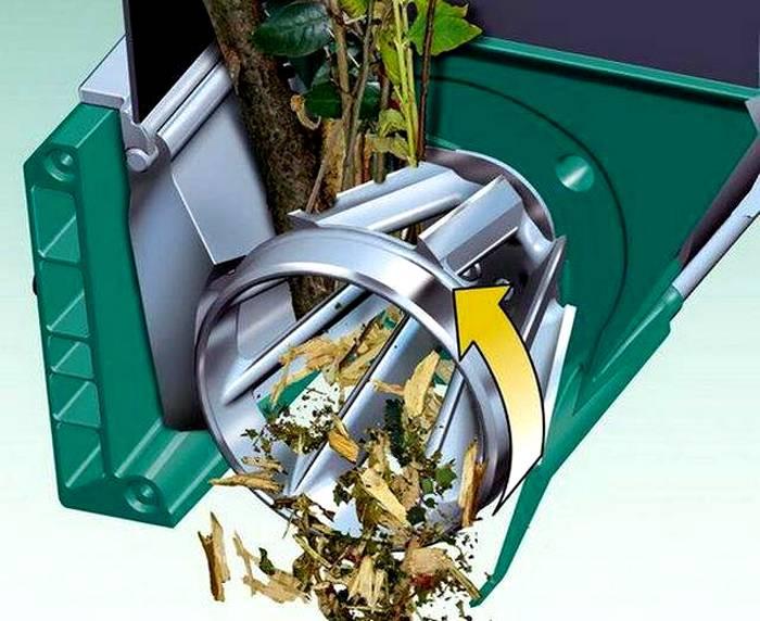 Универсальный инструмент «нож-фреза» эффективно перерабатывает разные отходы, но стоит дорого