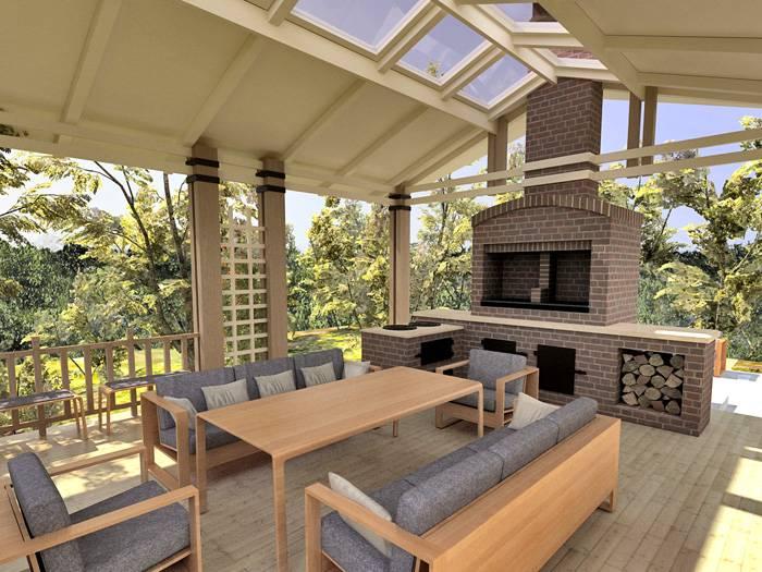 Важно подобрать качественные, долговечные материалы, выбрать оптимальное место расположения конструкции