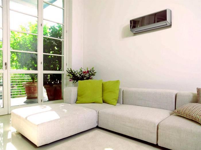 Подобные функции, но с охлаждением воздуха, способен выполнять бытовой кондиционер