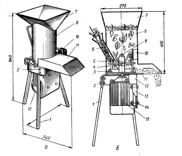 Конструктивно-технологические чертежи