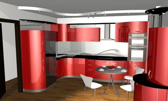 Тут можно экспериментировать с цветом, изменять расстановку мебели