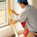 Учимся утеплять деревянные окна правильно
