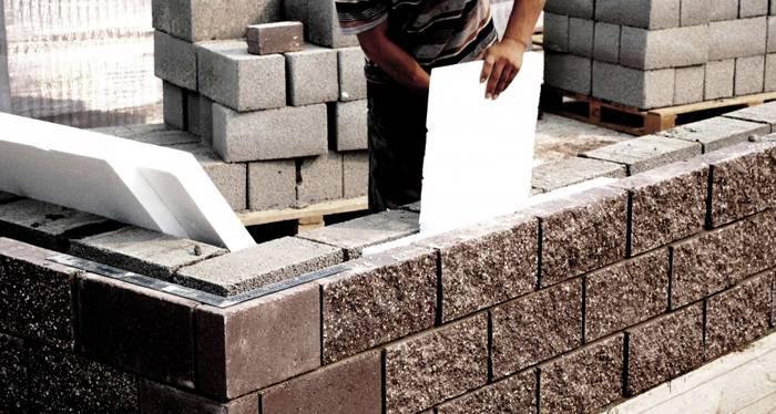 Блоки для строительства дома: какие лучше, цена