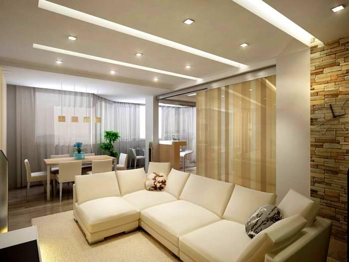 Интерьеры квартиры просто и со вкусом, фото