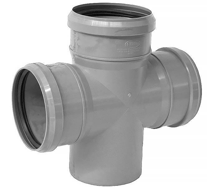 Данный элемент используют когда необходимо объединить перпендикулярные трубы