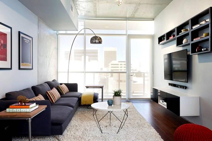 Небольшая комната для гостей