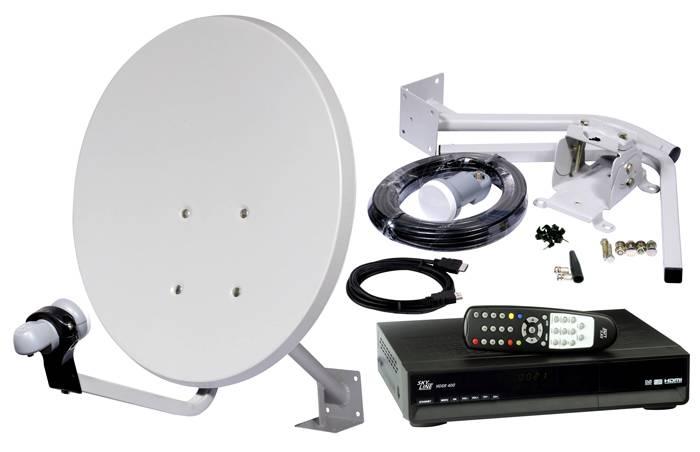 Комплект для спутникового ТВ