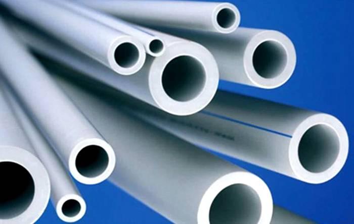 Разновидности труб из поливинилхлорида