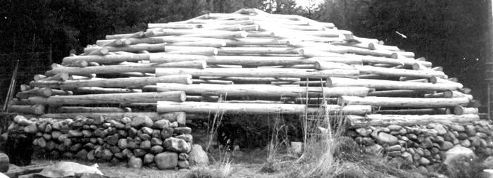 Еще с древних времен люди использовали преимущества сферических построек