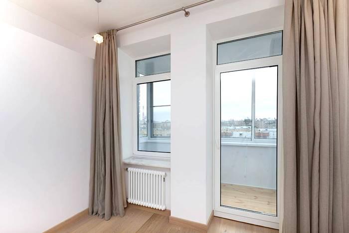 От качества материалов окон и дверей также зависят возможные теплопотери в помещении