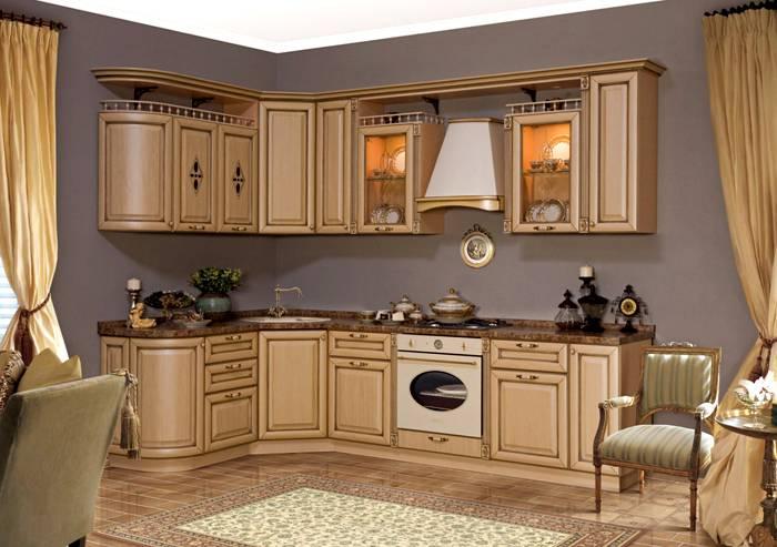 Вариант обновления кухни
