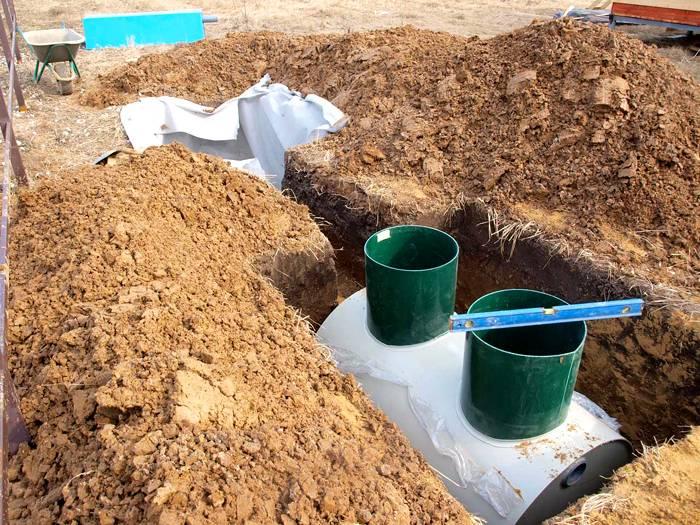 Септик анаэробный для песчаной почвы