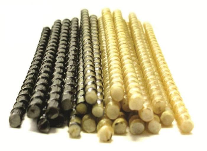 В частном строительства наиболее востребован материал с сечением 6-10 миллиметров