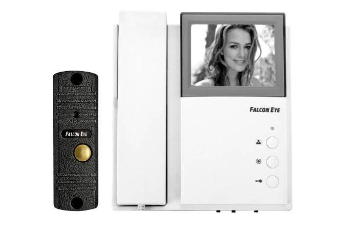 Модель FE-4HP2 – самый выгодный по цене видеодомофон