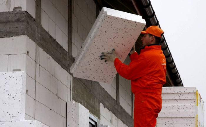 Чем оформить стены решает сам застройщик