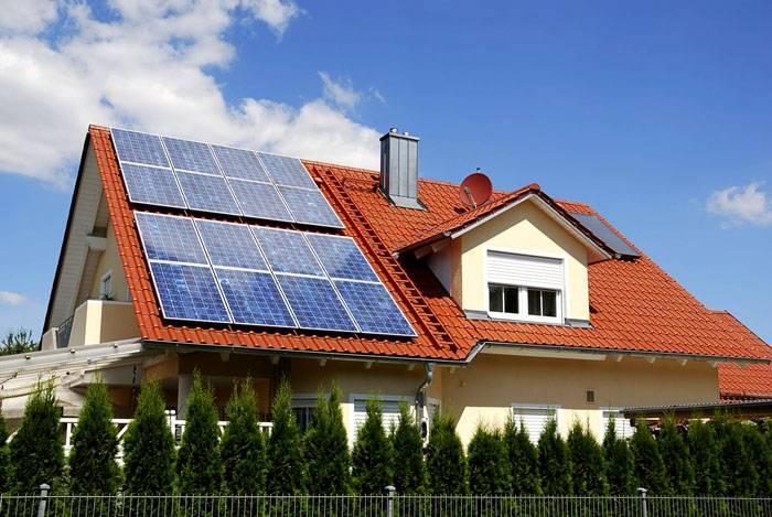 Если централизованной системы электроснабжения нет, необходимо продумать место расположения альтернативных источников: генератора, ветровой или солнечной станции