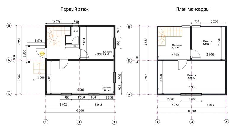 Рациональным выходом считается объединение небольшой кухни с гостиной. Полезное пространство значительно увеличивается за счет отсутствия стен